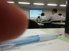 仙台にて講習。