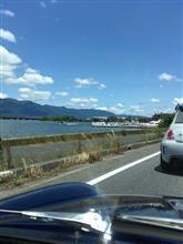 琵琶湖ツーリーン🏎🚗🚙