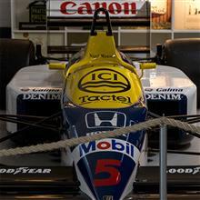 【ドニントン・パーク】Williams Honda FW11 1986