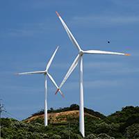 今季の風車めぐりを開始