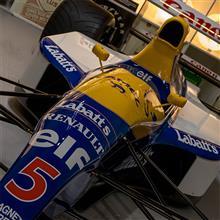 【ドニントン・パーク】Williams Renault FW14 1991