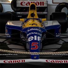 【ドニントン・パーク】Williams Renault FW14B 1992