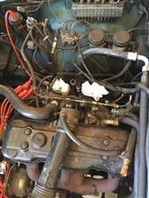 エンジン修理