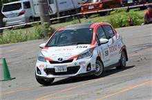 2017 TOYOTA Gazoo Racing Rally Challenge in 勝山(その2)