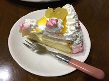 【おそらく初めてかも】マイバースデイケーキ