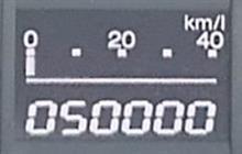 5万キロキリ番ゲット