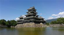 松本城とうなぎ