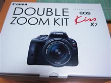新しいカメラを購入しました