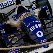 【ドニントン・パーク】Williams Renault FW16B 1994