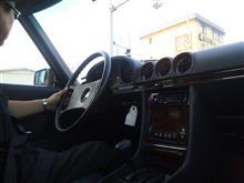 R107メルセデスベンツ380SL