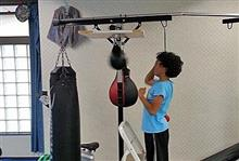 Maroネコさんのボクシングトレーニングwww