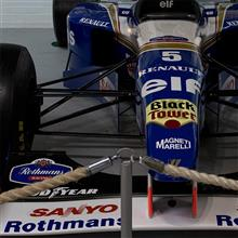 【ドニントン・パーク】Williams Renault FW17 1995
