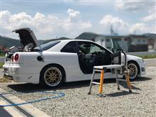 洗車日和(*´ω`*)