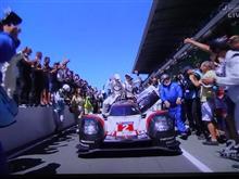 Le Mans24Hゴール…
