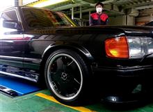 W126リフレッシュ‼