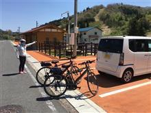 GWサイクリング 三江線、奥出雲、大山