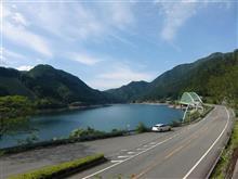 国道の果てを求めて宍粟・若桜ドライブ^^