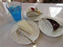 美味しいケーキ!