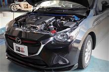 デミオ DJ5FS用パワーチャンバー 6MT車OKにリニューアル!