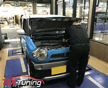 イギリスTDI社エンジニア来日報告とスズキ・ホンダ軽自動車用サブコン TDI Tuning新商品発売の件