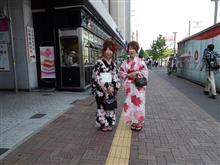 姫路ゆかたまつり行って来た。