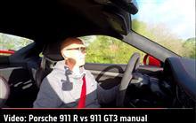 後期911GT3 6MT