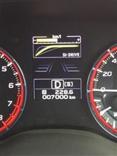 7000km到達