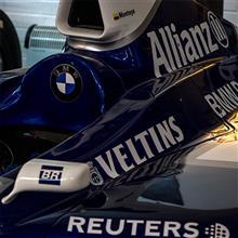【ドニントン・パーク】Williams BMW FW23 2001