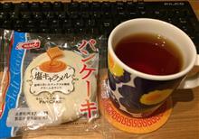 日糧 パンケーキ塩キャラメル