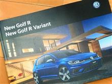 VWゴルフ 7.5R