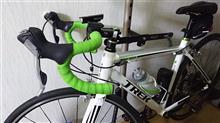 【自転車】掃除と気になる今週末の天気