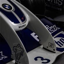 【ドニントン・パーク】Williams BMW FW26 2004