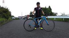 【自転車】夕方峰山