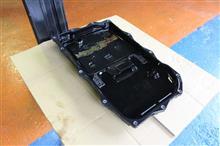 BMW F10 535 ATF交換