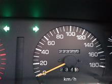 ランクル80、333,333km!