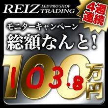REIZ TRADING総額100万円モニターキャンペーン