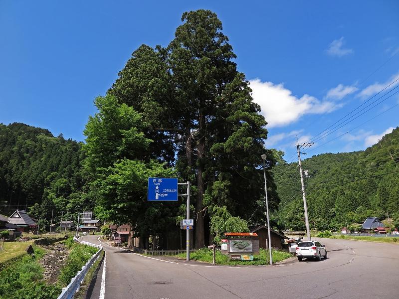 京都府道38号京都広河原美山線