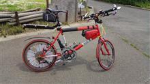 週1自転車