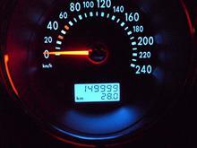 祝150,000km