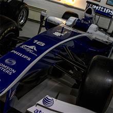【ドニントン・パーク】Williams Toyota FW31-03 2009