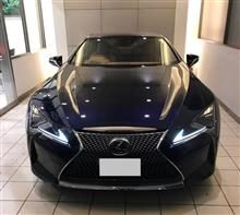 LC500 S Delivery