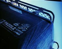 朝から洗車を