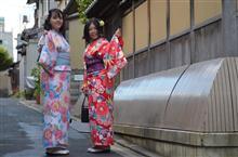 '17.05.27 娘と京都散策