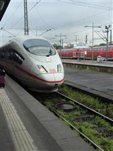Stuttgart周辺の自動車産業と高速鉄道・・