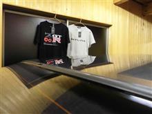 今さらですが、スカイラインGT-R、Tシャツ