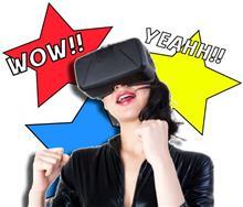 【撮ラピコ】VRゴーグルで簡単にバーチャル体験 プロテクタ