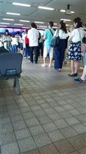 今日は鴻巣免許センターで