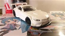 BMW スタディZ4を制作中♪