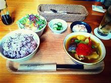 野菜を沢山食べよう!「益子のビルマ汁」ツーリング