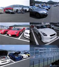 岡山国際サーキットのイベント「ティーポ」♪